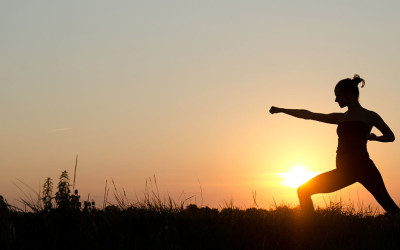 Tap into Your Strength & Stability with this Yoga Practice for Spring